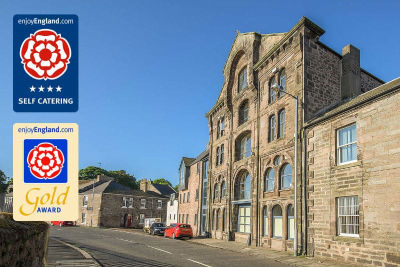 self catering apartment berwick upon tweed