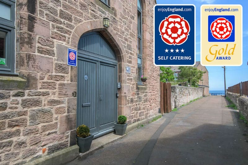 self catering cottage berwick upon tweed